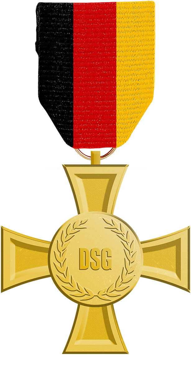 DSG Ehrenkreuz